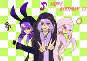 【結月ゆかり誕生祭】ゆかりん、お誕生日おめでとう!