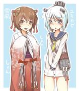 【艦娘MM着せ替え】雪風&ユキカゼ