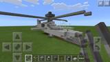 【Minecraft】マイクラpe 攻撃ヘリ