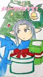 うちのミカンとクリスマス FF11