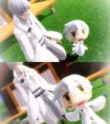 ちっちゃい鶴が可愛過ぎて_:(*´ཀ`*」∠):_その2