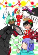 メリークリスマス2015 in 妄想惑星Zi