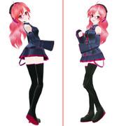 【MMD】このモデルから始まりました。(1)