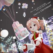 ウチのテトさんから『 Merry Christmas 2015 』