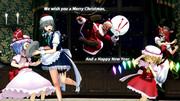 わこつ選手権+クリスマス静画