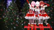 メリークリスマス(=゚ω゚)ノ