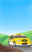 スズキSX4WRC08