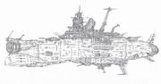 宇宙装甲戦艦ネヴァダ「自作艦」