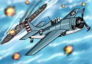 ウェーク島の衝撃~駆逐艦如月の最期