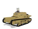 【MMD陸軍】 CV33(アンツィオ仕様)