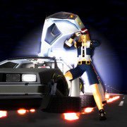 【GG=MMD】OUTATIME