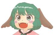 【東方MMD】ぎゃてコラ風幽谷響子【モデル配布】