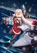 叢雲ちゃんとクリスマス 2015