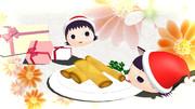 メリークリスマスやで!!【MMDアクセサリ配布あり】