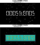 ニコ生放送用弾幕 Supercell「ODDS&ENDS」