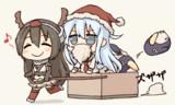 サンタさんごっこ