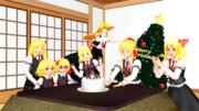 ルーミア達のクリスマス会