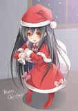 サンタな幼女