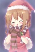 司令官さん、メリークリスマス、なのです!!