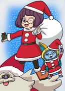 イナウサのクリスマス