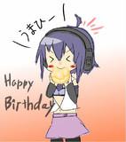 マリーちゃん誕生日おめでとう!
