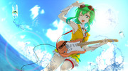 【GUMI】beating