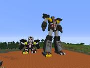 【Minecraft】ダンクーガっぽいもの 【JointBlock】