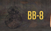 【銃弾アート】Part.xx 番外 BB-8 【スターウォーズ】