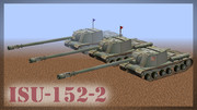 ISU-152(BL-10試作車)くん【MCH】