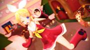 誕生日とクリスマスが近いラッキーガール