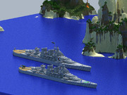 【Minecraft】戦艦姉妹