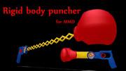 Rigid body puncher