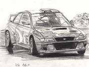 WRCなインプレッサ