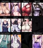 2015絵師進化録っぱい
