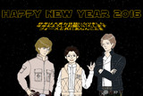 【スター・ウォーズ】HAPPY NEW YEAR 2016