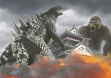 二大巨頭再臨!KING KONG vs. GODZILLA