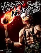 2016年 あけましておめでとうございます!