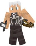 【Minecraft】エミヤ(霊基再臨) 全体図【Fate/GrandOrder】