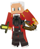 【Minecraft】エミヤ(最終再臨) 全体図【Fate/GrandOrder】