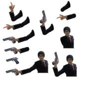 銃を持ったリアル朗読兄貴+分解.png