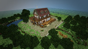 【Minecraft】ブライト家完成しました。【英雄伝説空の軌跡】