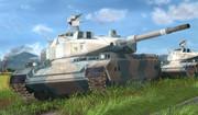 74式戦車アップグレード型