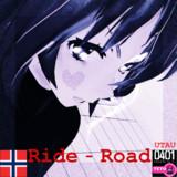 第二回MMDジャケットアート選手権 Ride-Road
