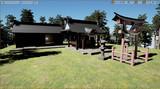 博麗神社 in unreal engine