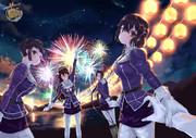 Myoko class new year