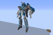 【Minecraft】VF-31っぽいもの 【JointBlock】