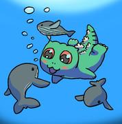 リトルとクジラ