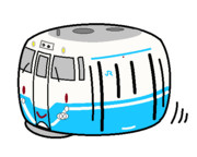 国鉄キハ40形気動車 JR四国標準色