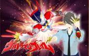 【MMD】勇敢なるキミへ#2【ウルトラマンフレイム】