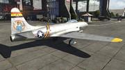 Pilot Boy デカール付きP-80A